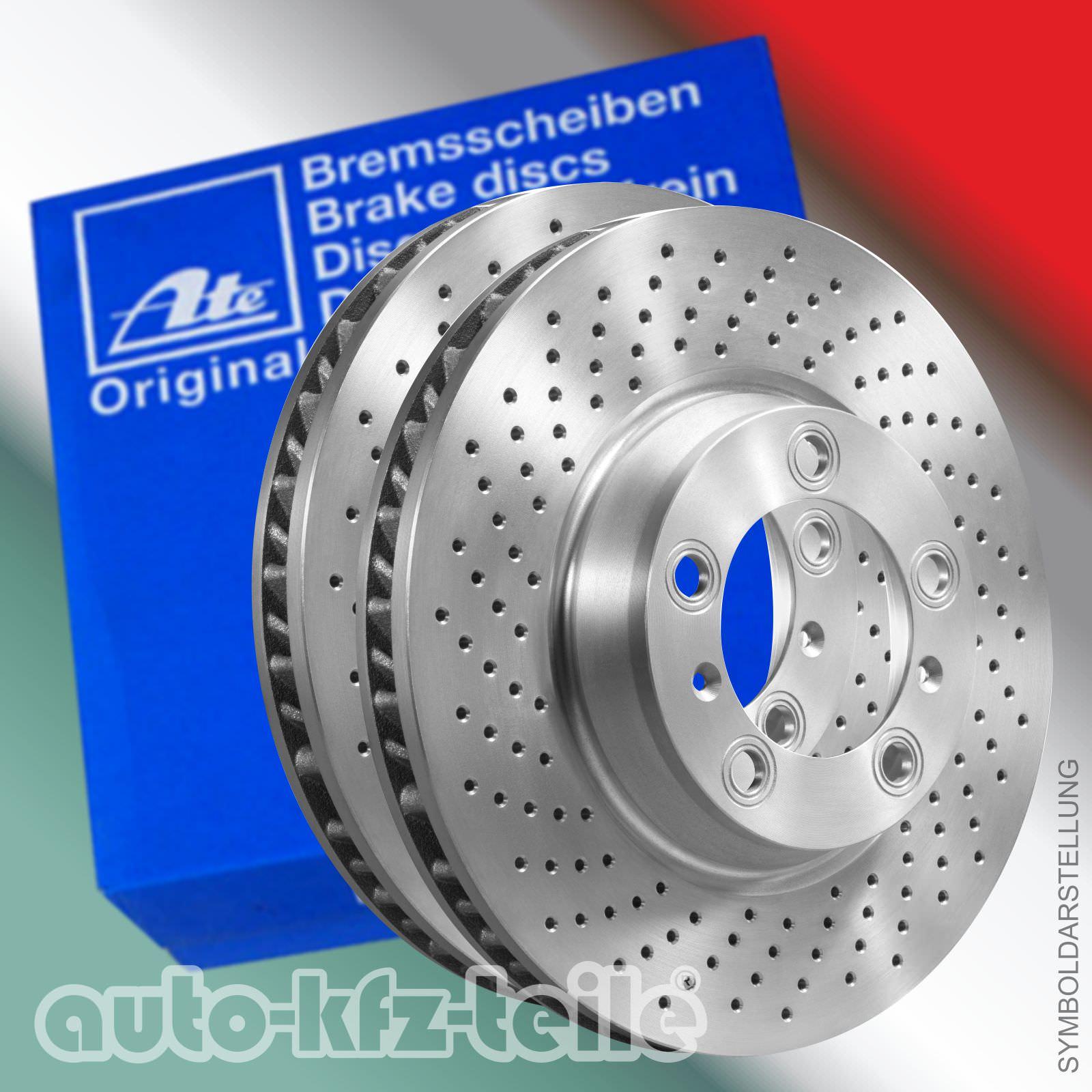 Bremsscheibe ATE 24.0128-0207.2
