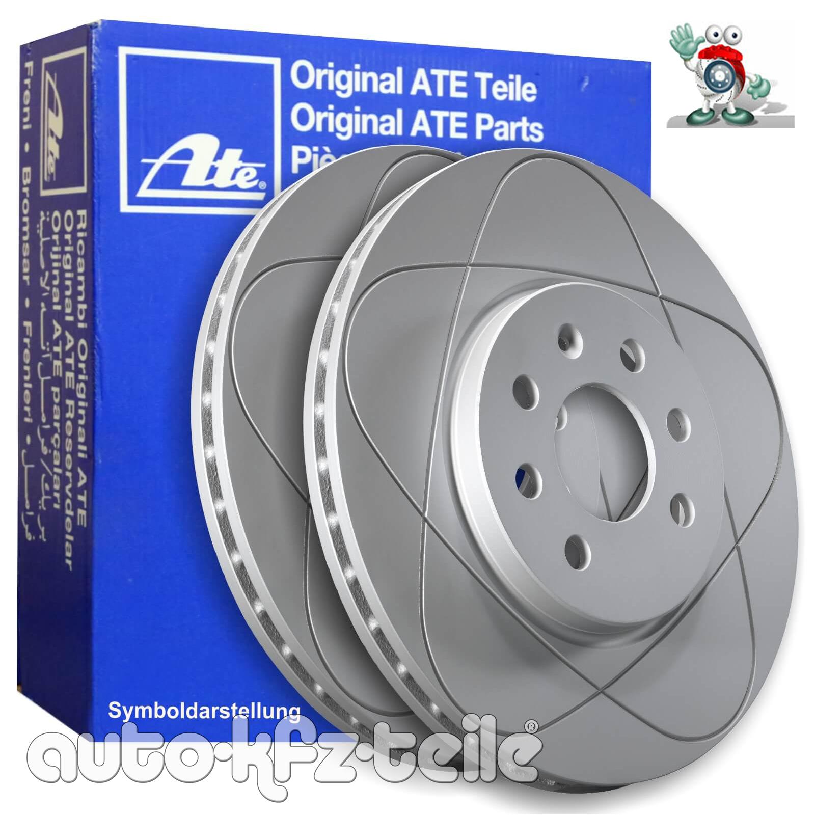 5P5, 5P8 Beläge Vorderachse VA für SEAT ALTEA XL ATE Bremsscheiben